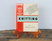 1970 Susan Bates Presents 101 Ways to Improve Your Knitting by Barbara Abbey
