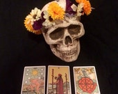 Protective Flower Crown based on your Tarot Reading