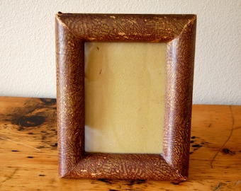 Vintage Tabletop Picture Frame Receiver Vintage Electronic Receiver Vintage French Picture Frame Receiver Antenna from The Eclectic Interior