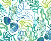 Under the Sea Pattern Wall Print - Archival