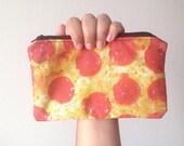 I Love Pizza Zipper Bag