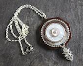 Assemblage Necklace, bake...