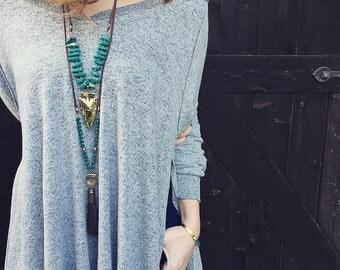 Golden Arrow Pendent Necklace