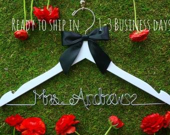 Custom Bride Hanger, future Mrs hanger, bride hanger, wedding dress hanger, dress photo prop, wedding photobooth, wedding photography, Bride
