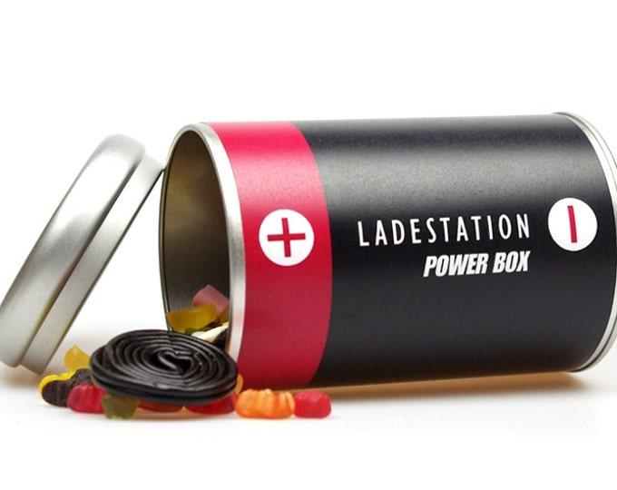 LADESTATION Geschenkdose Aufbewahrungsdose Keksdose