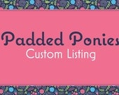 Custom listing for Sharla