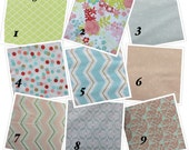 SALE***Fitted Crib Sheet, You Choose the Fabric