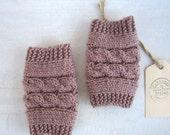 Baby girl knit legwarmers , Knit leg warmers,Baby girl leg warmers, Knit baby girl legwarmer