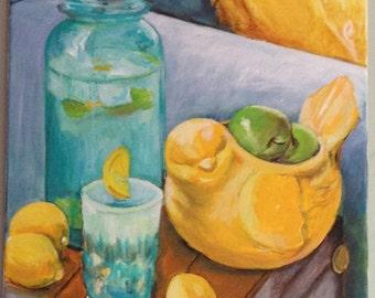 Lemonade and Apples