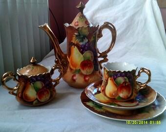 Lefton Tea Set