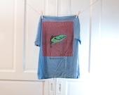 80s Hobie Surfedelics T shirt - Vintage surf & skateboard tshirt - surfboard pocket tee