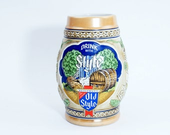 Style 1983 Old Stein Beer Ceramarte Vintage Heilemans Edition Heileman Limited You Mug Brewing Company
