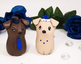 Dog Wedding Cake Toppers