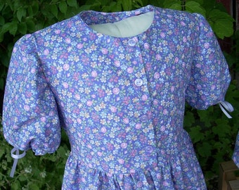 """Girls Pioneer Dress """"Katy"""" Special Order Only"""