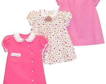 Aprons Dress Pattern / Carol Pattern / Jenny Leigh Pattern / Smocking /  by Children's Corner #15