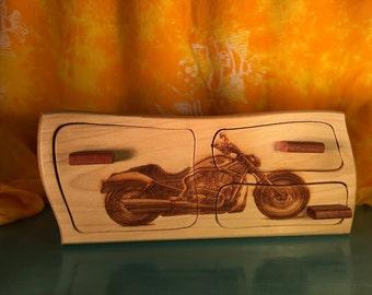 Motorbike Band Saw Box