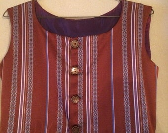 Tudor Tunic that goes under a King Henry VIII heavy cape or coat.