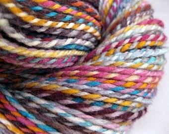 HOURGLASS - Handspun Merino Wool Yarn, 150, 250, 270 yards