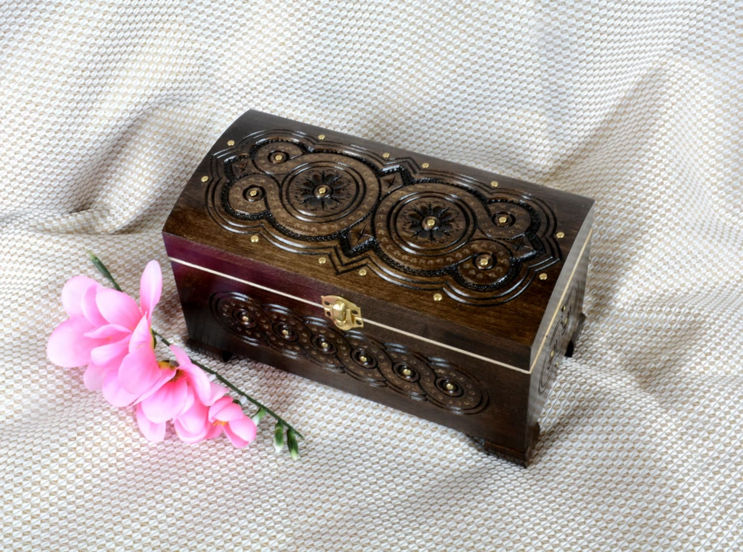memory box jewelry box wooden jewelry box ring box wedding