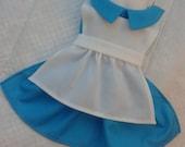 Alice Dog Dress Costume - Dog Halloween Costume Alice