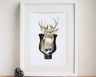 Deerest Print