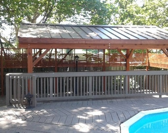 Pavilion  Redwood