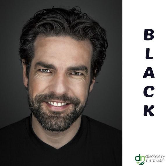 Manly guy black 100 natural chemical free beard and hair manly guy black 100 natural chemical free beard and hair coloring urmus Gallery