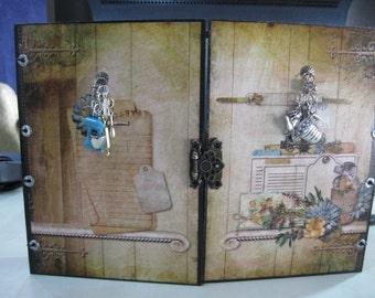 Custom Handbound Book for Katrina