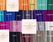 1 Yard Ruffle Fabric from Everything Ruffles | Ruffle Fabric Bundle | Create Your Own
