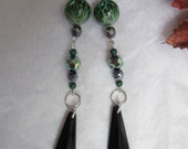 CLEARANCE Welcome to the Jungle Long Earrings