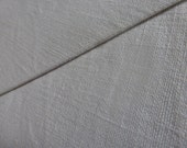 French 100% Pure Linen Sheet,  Antique,  Hand Made,  Circa 1880 ish