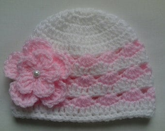Crochet Baby Toddler Hat Beanie children baby shower photo prop gift
