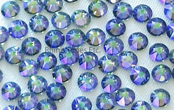 paradise shine 12ss swarovski elements rhinestones flat back