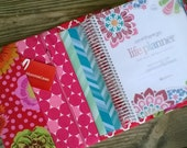 Planner Cover Erin Condren Plum Paper Inkwell Planner cover case Made to Order