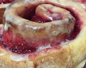 Vegan  Raspberry  Buns, love,natural and healthy ingredients,birthday,wedding.