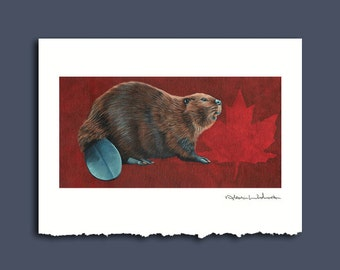National Rodent Greeting Card by Alicia Wishart