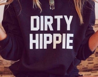 Dirty Hippie oversized sweatshirt
