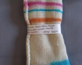 Double Knit Sock - Blocks of Color