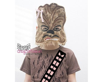 Chewy  costume, 6months-6x, Nerd, Geeks, Space costume, Space Wars Costume, Space Costume, Wookie costume, Toddler costume, baby costume