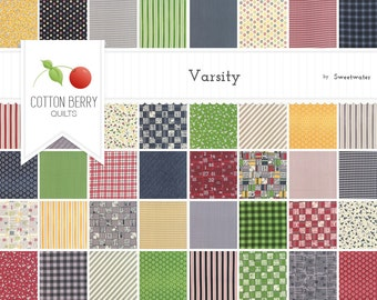 Varsity Layer Cake by Sweetwater - One Layer Cake - 5590LC
