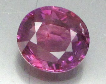 1.17 Ct Natural Pink Red Ruby UNHEATED Africa
