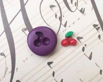 Flexible tiny cherries mold