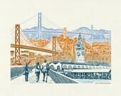 San Fransisco Bay View - ...
