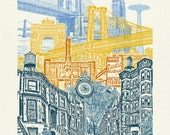 Brooklyn Art // Print // ...