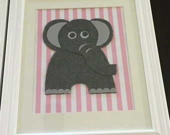 Baby girl elephant picture