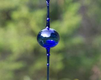 Cobalt Blue Christmas Ornament
