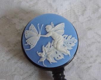 Fairy Butterfly Mystical Badge ID Holder Reel Retractable TEACHER NURSE