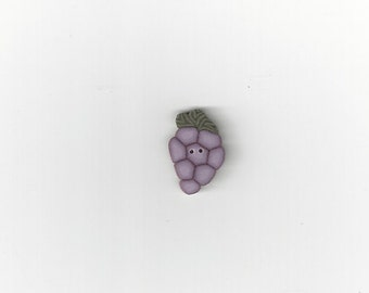 Clearance - Small Grapes #2243.S from Just Another Button Co.
