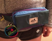 Vintage L.A. Express Working and Playing Since 1983 Fanny Waist Pack NEW With Tags