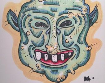 Joey (Creature print)